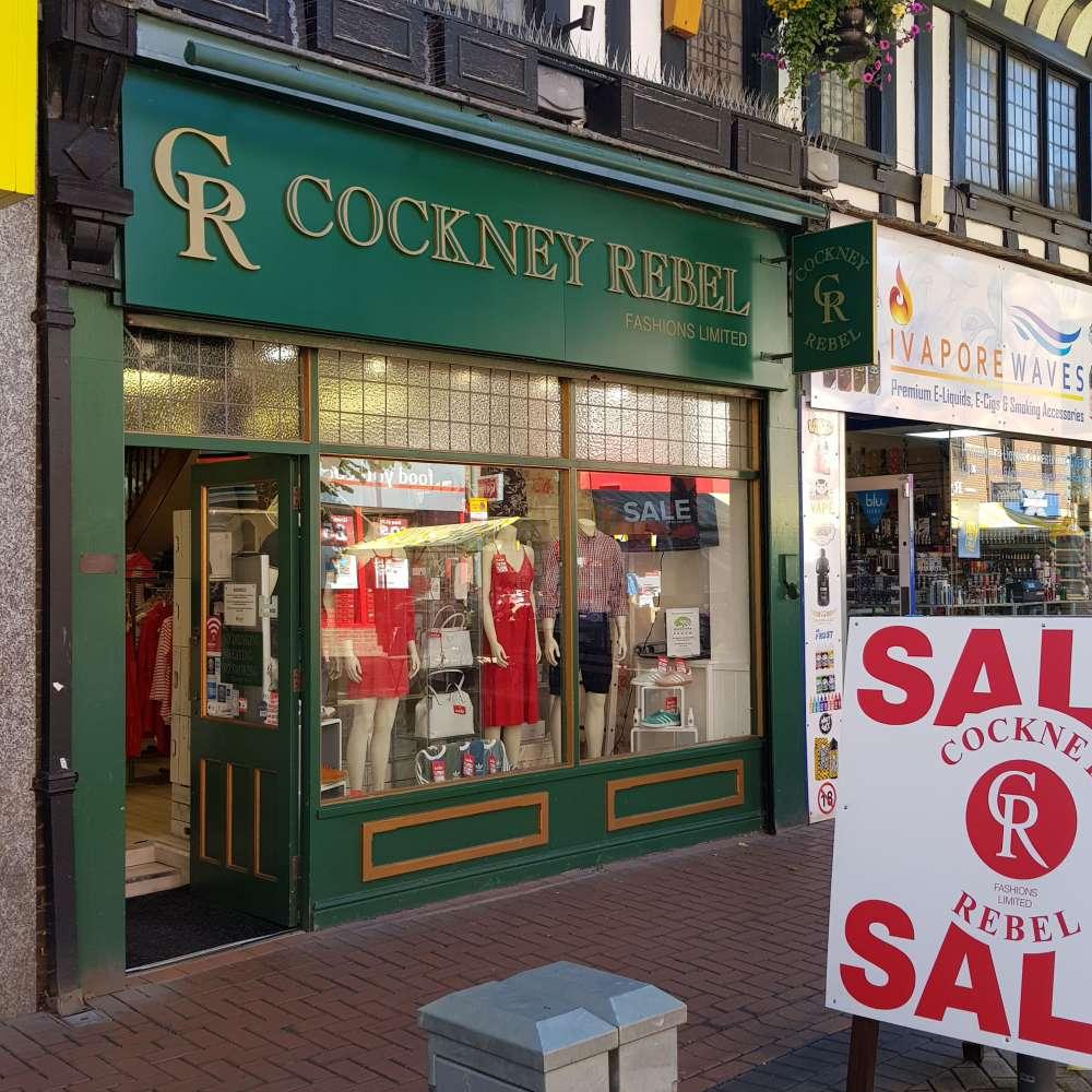 Cockney Rebel Fashions
