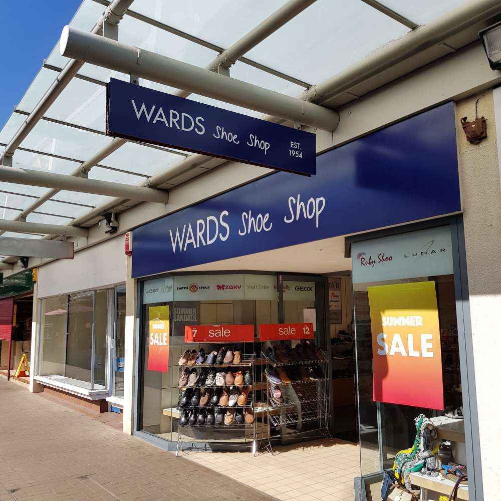 Wards Shoe Shop